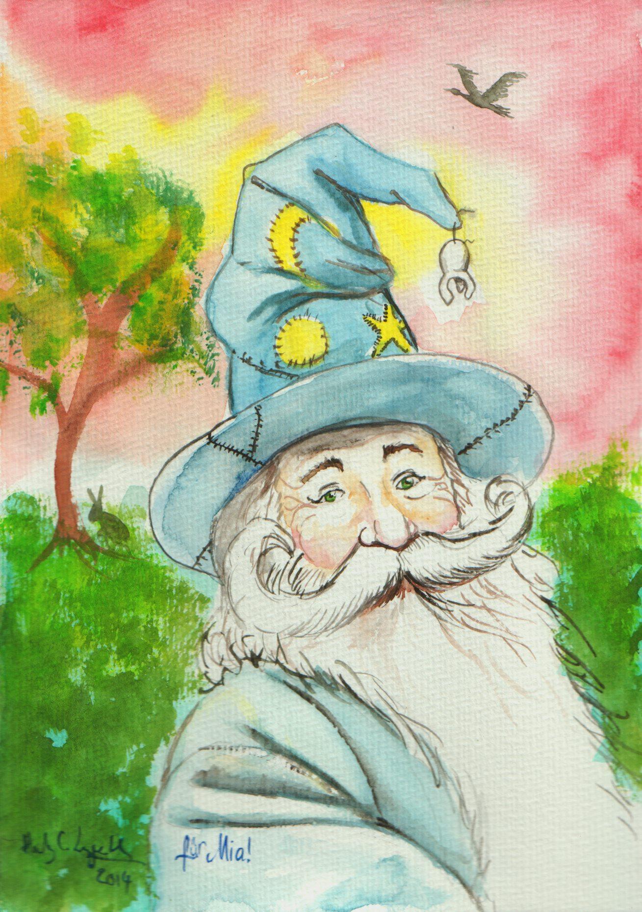 21 Zauberer